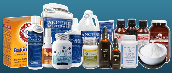 Dr. Sircus Product Recommendations and Endorsements