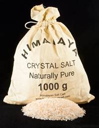 Real Salt, Celtic Salt and Himalayan Salt