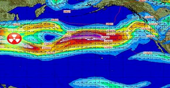 New radioactive 'plume' rising from Fukushima Nuclear Facility, now blanketing U.S