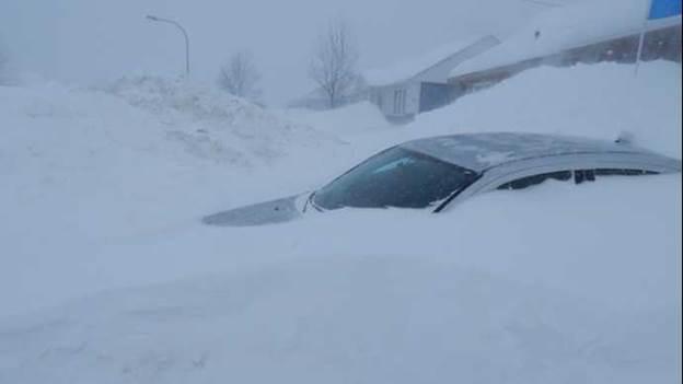 Labrador City «Photo: Brent Riche»