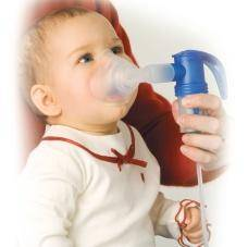 Glutathione and Bicarbonate Nebulization