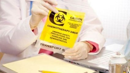 Description: Chemotherapy_doctor.JPG