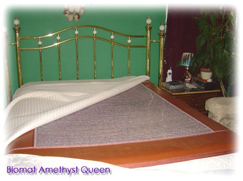 biomat Amethyst Queen