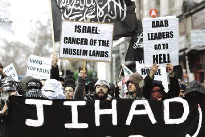 The muslim thesis of jihad - holy war