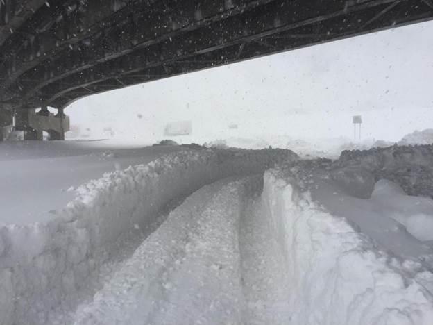 NY Thruway near Buffalo - Photo courtesy: Office of the Governor