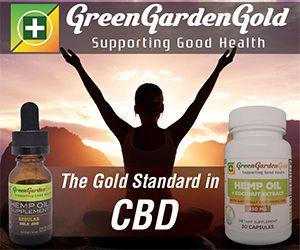 Green Garden Golden