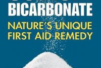 Sodium Bicarbonate (Baking Soda) - Most Necessary Effective Medicine on Earth