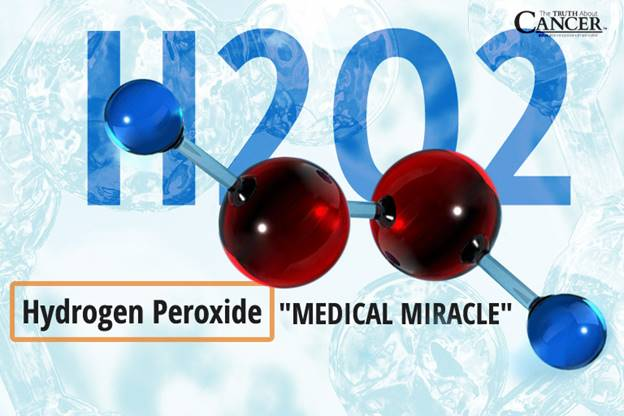H2O2 – Hydrogen Peroxide