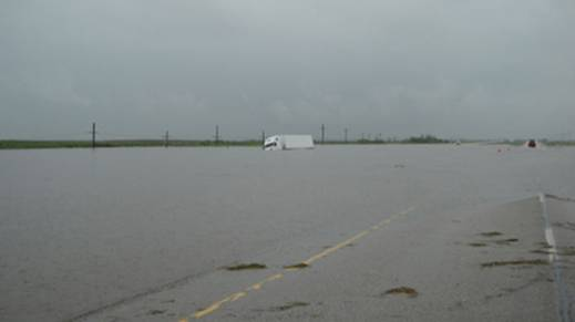 Sask. flooding prompts 150-km closure of Trans-Canada